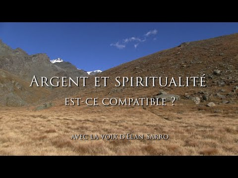 Argent et spiritualité, est-ce compatible ? - Elan Sarro
