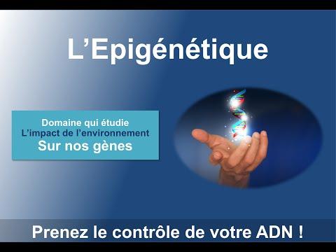 Conférence sur L'épigénétique : Docteur Luc BODIN