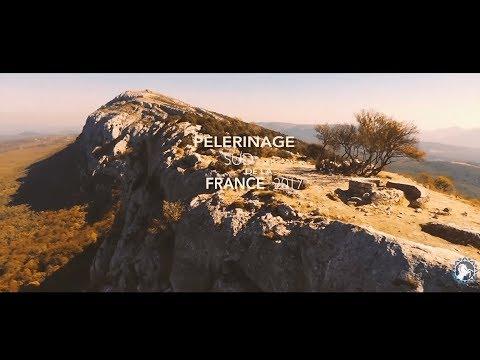 Pèlerinage Swami Vishwananda Sud de la France 2017