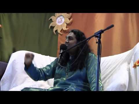 Comment le monde peut Il changer Sous titré en français? - Sri Swami Vishwananda in Brugge, Belgium 2011