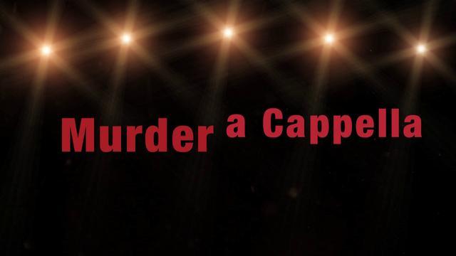 Murder A Cappella Book Trailer