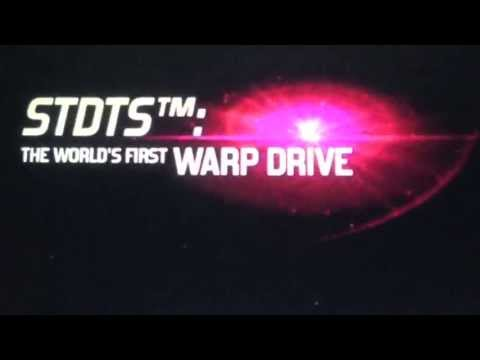 STDTS(™):The World's First Warp Drive Promo #1