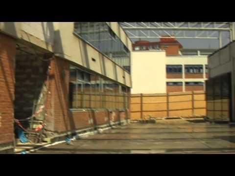Stavba zimáčku - 28. díl - Atrium