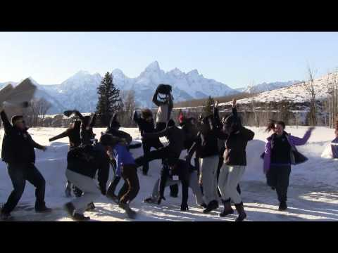 SCA's TurnUp at NPS Academy Grand Tetons 2013