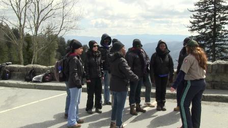 Harlem Shake Smoky Mountains NPS Academy 2013