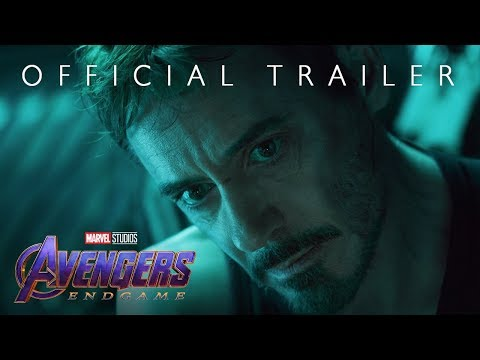 Marvel Studios' Avengers: Endgame - Official Trailer