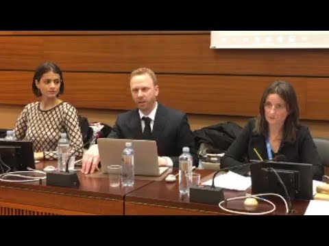 Max Blumenthal debunks corporate media lies about Venezuela at United Nations