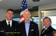 U.S. Senator Rick Scott visits Port Canaveral