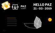 HELLO PAZ - goodbye old workflow