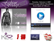 fashion friday launch video