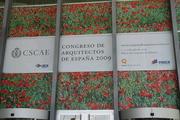 Congreso de Arquitectos de España 2009