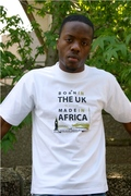 Born in the UK Made in Africa