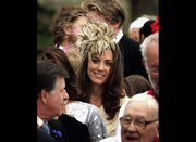 artier Halo tiara worn by the Duchess of Cambridge for Gwendolyn