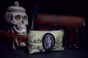 Luxury and romantic pouches and bags