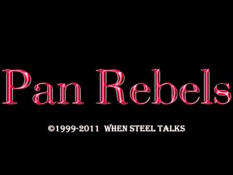 In My House - Pan Rebels Steel Orchestra - 1999