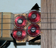 Blues Jam Special pickup