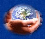 O Planeta Terra em nossas Mãos