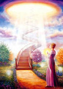 Luz que vem do Céu