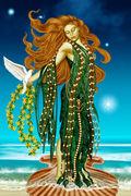 Aphrodite - The Goddess of Love & Beauty