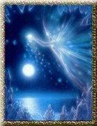 Anjo Azul.