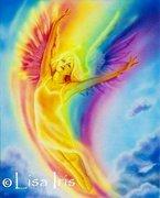 Anjo do Arco Iris