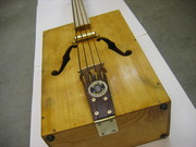 Wine box bass #1