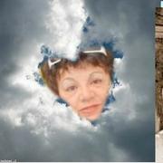 eu nas nuvens.....
