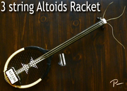 3 string Altoids Racket (to share)