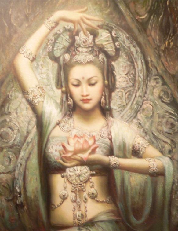 Kuan Yin Deusa da Misericórdia e Compaixão