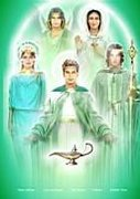 Mestres do Raio Verde da Cura