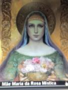 Mãe Maria da Rosa Mistica