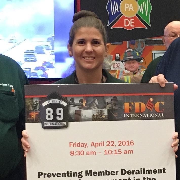 candice mcdonalds page fire engineering training community Fema Emergency Management Institute Professional Development Series