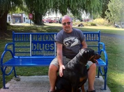 Me & My Dobe Rio
