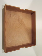 Box with notches