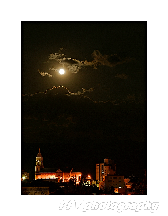 A Magia da Lua