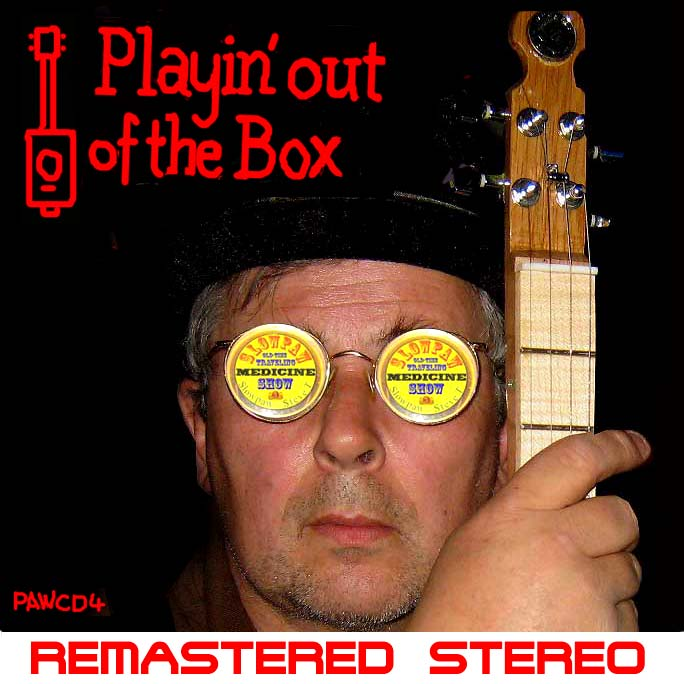 Playin' Out Of The Box STEREO