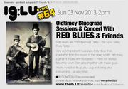red blues join us for some old-timey hokum The Adventures of Cigarbox Don