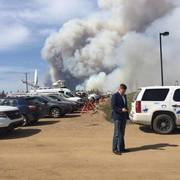 Fort McMurray Fire 2