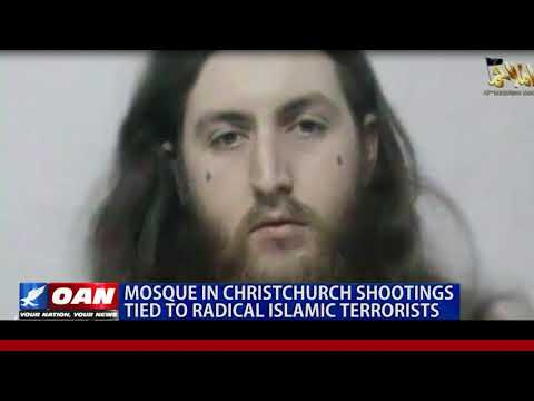 Mosque in Christchurch shootings tied to radical Islamic terrorists