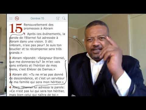 les causes des abandons 2 - Bishop Elie Lisiki