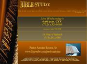 Eblast Bible Study flier