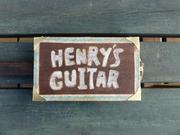 Henry´s guitar