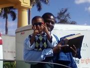 My Poppa-Bear and Li'l Bro.. Jaylen