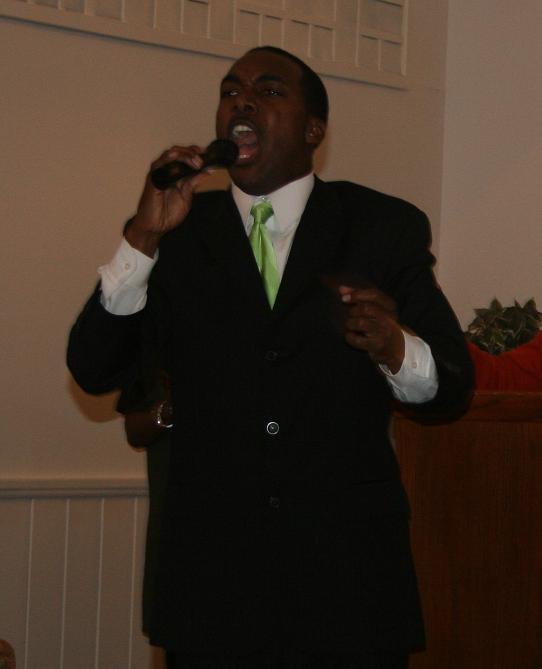 Pastor Raliegh Jones
