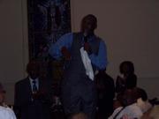 PREACHING AT FOUNTIAN OF DELIVERANCE IN RICHMOND, VA