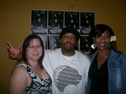 AT THE GIMS CD LISTENING PARTY
