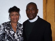My friends Pastor Albert & First Lady Edith Watson