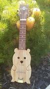 Teddy bear uke