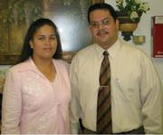 Prophet Jesus Rosario and Wife Sonia.