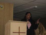 Copy of Maureen preaching